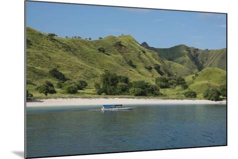 Indonesia, Komodo Island. Komodo NP. Pink Beach Cove, Savu Sea-Cindy Miller Hopkins-Mounted Photographic Print
