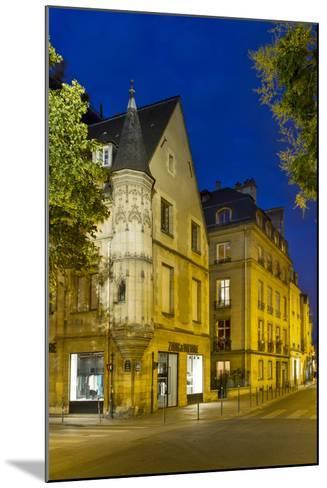 Historic Architecture C1620 in the Marias, Paris, France-Brian Jannsen-Mounted Photographic Print