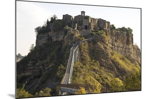 Italy, Civita de Bagnoregio-John Ford-Mounted Photographic Print