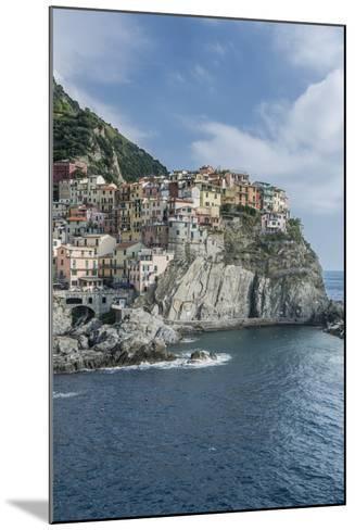 Italy, Cinque Terre, Manarola-Rob Tilley-Mounted Photographic Print
