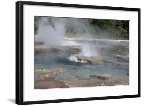 Melanesia, Papua New Guinea, Fergusson Island, del Hot Springs-Cindy Miller Hopkins-Framed Art Print