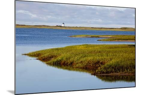 A Salt Marsh in Provincetown, Massachusetts-Jerry & Marcy Monkman-Mounted Photographic Print