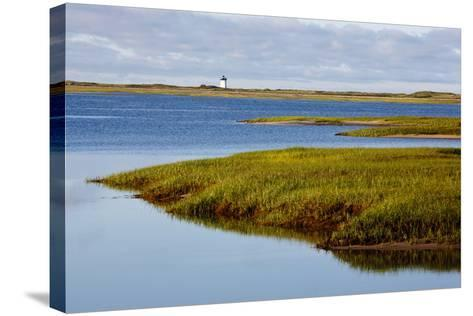 A Salt Marsh in Provincetown, Massachusetts-Jerry & Marcy Monkman-Stretched Canvas Print