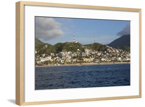 Puerto Vallarta, Jalisco, Mexico-Douglas Peebles-Framed Art Print