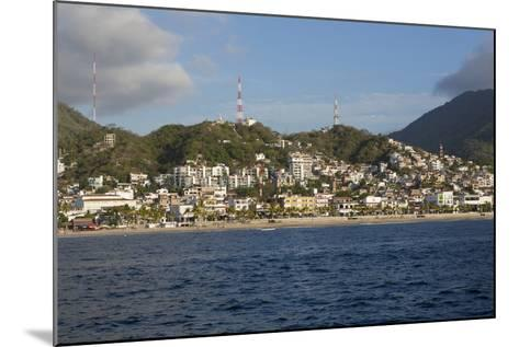 Puerto Vallarta, Jalisco, Mexico-Douglas Peebles-Mounted Photographic Print
