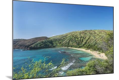USA, Hawaii, Oahu, Hanauma Bay-Rob Tilley-Mounted Photographic Print