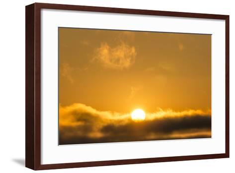 Sunrise, Sonoma, California-Rob Sheppard-Framed Art Print