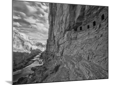 USA, Arizona, Grand Canyon, Colorado River, from Nankoweap-John Ford-Mounted Photographic Print
