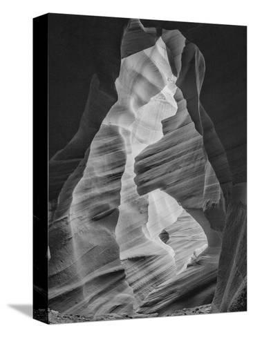 Exit Lower Antelope Canyon, Page, Arizona, USA-John Ford-Stretched Canvas Print