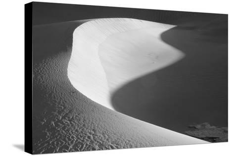 USA, California, Valley Dunes-John Ford-Stretched Canvas Print