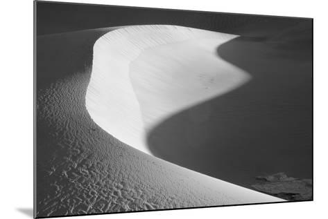 USA, California, Valley Dunes-John Ford-Mounted Photographic Print