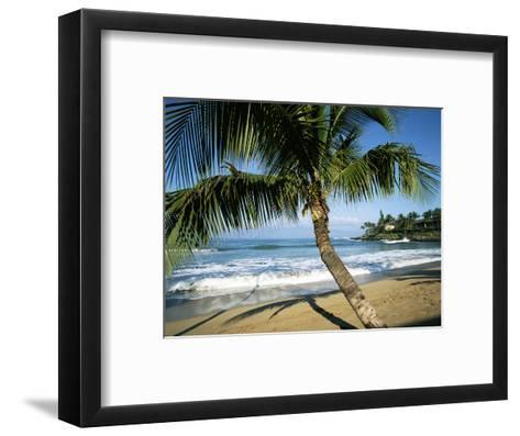 Usa, Hawaii Islands, Maui, View of Napili Bay-Douglas Peebles-Framed Art Print