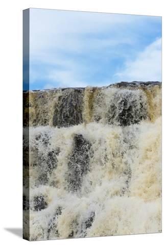 Orinduik Falls, Guyana-Keren Su-Stretched Canvas Print