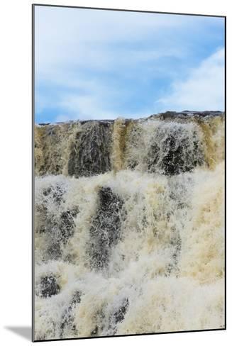 Orinduik Falls, Guyana-Keren Su-Mounted Photographic Print