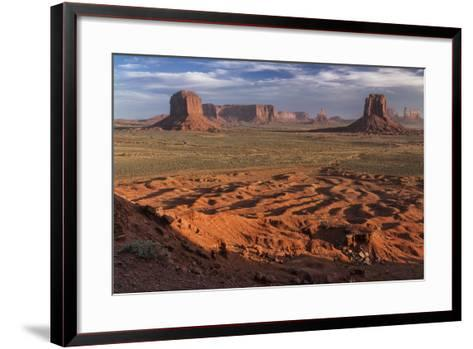 USA, Arizona, Monument Valley, Artist Point-John Ford-Framed Art Print
