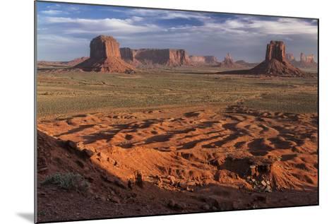 USA, Arizona, Monument Valley, Artist Point-John Ford-Mounted Photographic Print