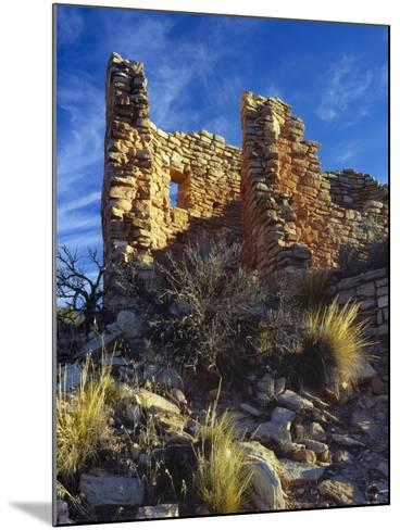 Ruins Cutthroat Castle. Ancestral Puebloan. Hovenweep NM, Colorado-Scott T^ Smith-Mounted Photographic Print