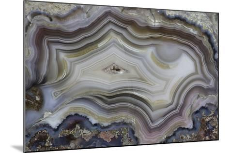 Banded Mexican Agate, Sammamish, WA-Darrell Gulin-Mounted Photographic Print