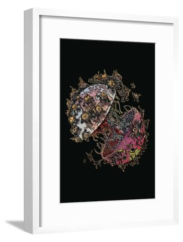 Zombies vs. Robots: Volume 1 - Cover Art-James Stokoe-Framed Art Print