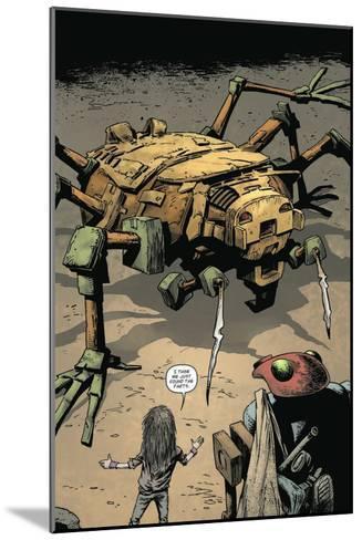Zombies vs. Robots: Volume 1 - Full-Page Art-Val Mayerik-Mounted Art Print