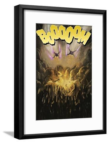 Zombies vs. Robots: Volume 1 - Full-Page Art-Anthony Diecidue-Framed Art Print
