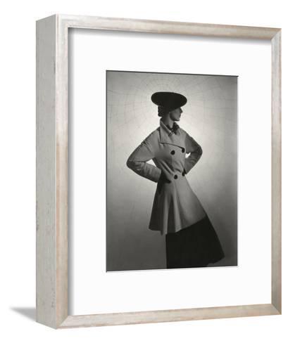 Vogue - March 1936-Horst P. Horst-Framed Art Print