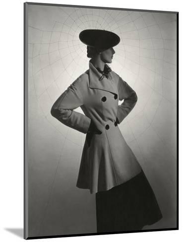 Vogue - March 1936-Horst P. Horst-Mounted Premium Photographic Print