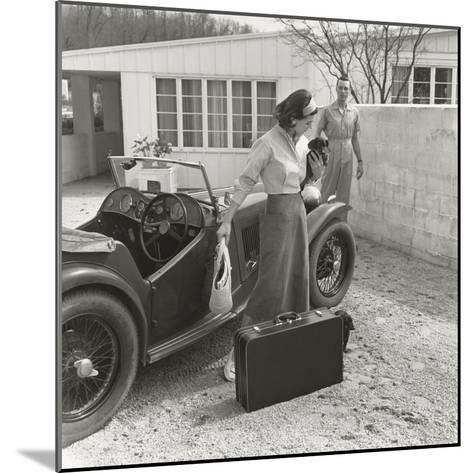 Vogue - May 1954-Horst P. Horst-Mounted Premium Photographic Print