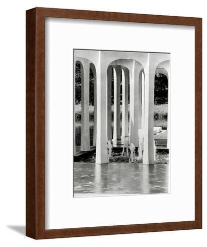 Vogue - May 1964-Horst P. Horst-Framed Art Print