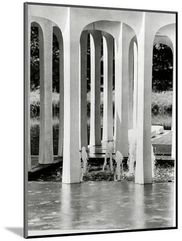 Vogue - May 1964-Horst P. Horst-Mounted Premium Photographic Print