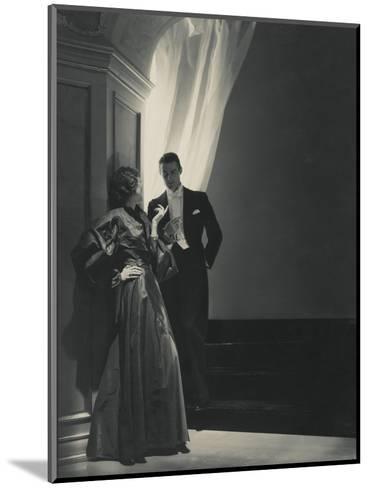 Vogue - July 1935-Horst P. Horst-Mounted Premium Photographic Print