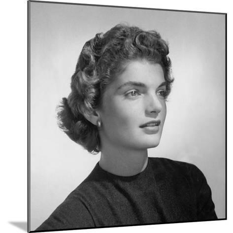 Vogue - February 1961-Horst P. Horst-Mounted Premium Photographic Print