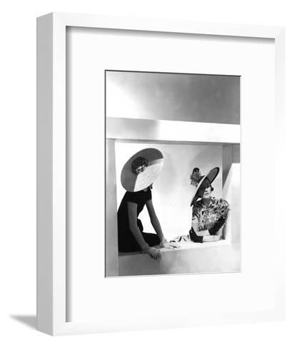Vogue - May 1937-Horst P. Horst-Framed Art Print