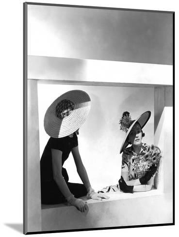 Vogue - May 1937-Horst P. Horst-Mounted Premium Photographic Print