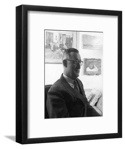 Vogue - May 1963-Horst P. Horst-Framed Art Print