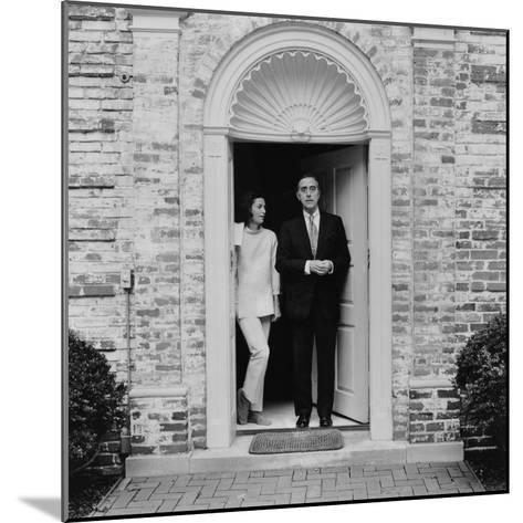 The Honorable William Mccormick Blair Jr.--Mounted Premium Photographic Print