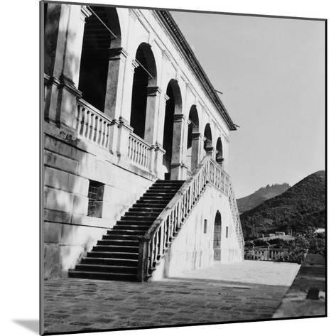 The Villla Dei Vescovi--Mounted Premium Photographic Print