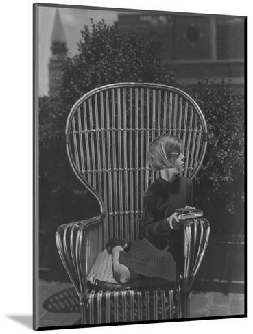 Leslie Ruth Howard--Mounted Premium Photographic Print