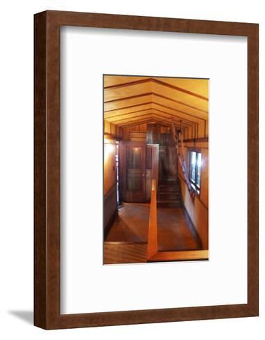 Architectural Digest-Lee Mindel-Framed Art Print
