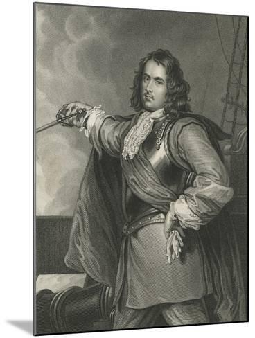 Admiral Blake-Henry Perronet Briggs-Mounted Giclee Print