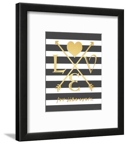 For Like Ever-Jo Moulton-Framed Art Print