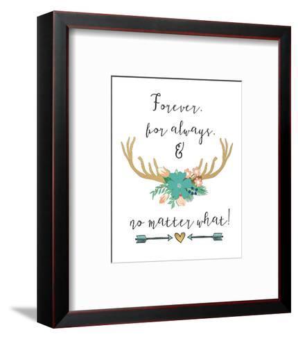 Forever-Jo Moulton-Framed Art Print