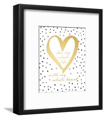 Whole Heart-Jo Moulton-Framed Art Print