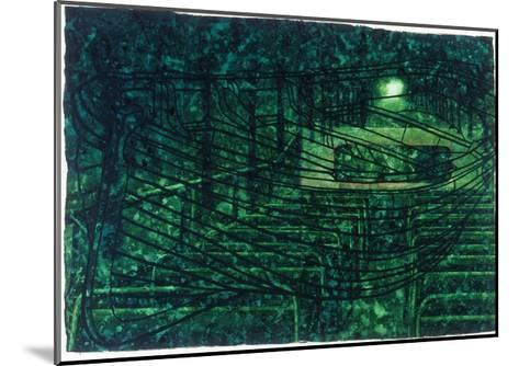 Trip-The Green Room-Graham Dean-Mounted Giclee Print