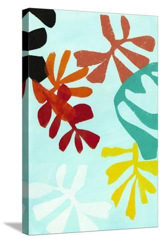 Tropicalia I-Jodi Fuchs-Stretched Canvas Print