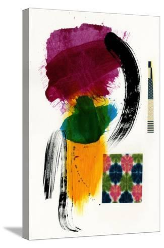 Haiku II-Jodi Fuchs-Stretched Canvas Print