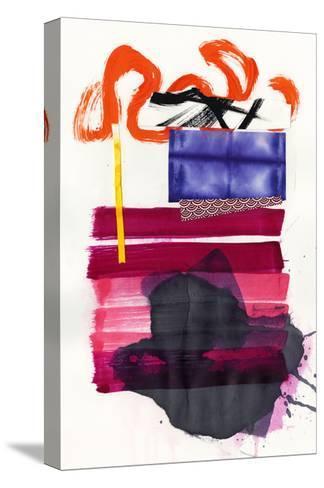 Haiku IV-Jodi Fuchs-Stretched Canvas Print