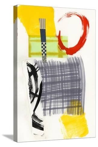Haiku I-Jodi Fuchs-Stretched Canvas Print