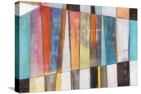 Rhythm and Hues I-Jodi Fuchs-Stretched Canvas Print