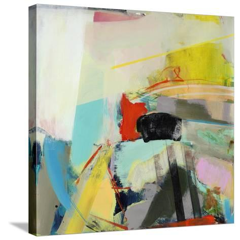 Jazz Hands I-Jodi Fuchs-Stretched Canvas Print
